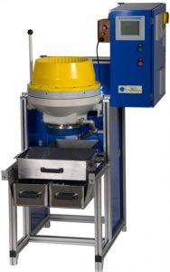 High Energy Centrifugal Disc Finisher twenty two liter capacity