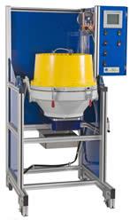 High Energy Centrifugal Disc Finisher, twenty two liter