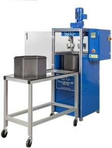 Tool Honing and Polishing Machine