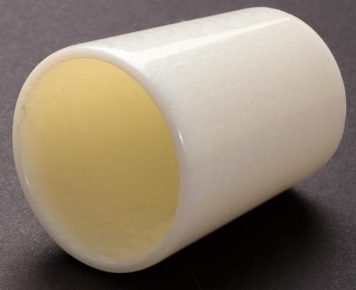 Post-processed 3D printed ultem cup