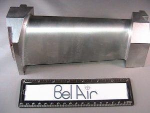 Aerospace turbine blade