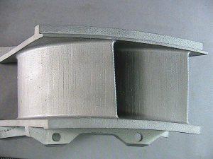Aerospace turbo blade segment