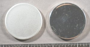999 silver coin blanks
