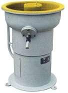 Vibratory tumbler, economical model, 1.0 cubic foot