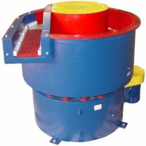 Vibratory Tumbler, internal separation model, heavy duty
