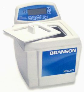 Tabletop Ultrasonic Parts Cleaner, 1.5 gallon capacity
