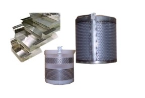 Parts Baskets and Racks, used for material handling needs