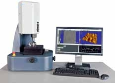 Cutting Tool Metrology used to measure part surfaces