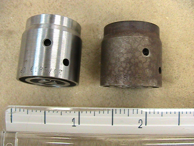 Industrial heat treated steel CNC lathe connector