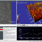 3D Aerospace Test Coupon, Metrology, Before