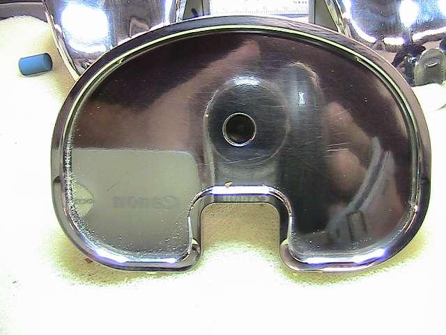Titanium medical tibia tray