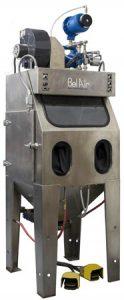 Pressurized Water Jet Slurry Blaster