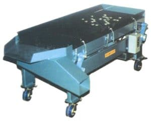 Mobile Media and Parts Separator