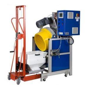3d Post Processing equipment