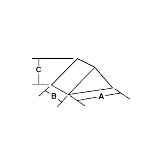 bel-air-tumbling-media-shape-plastic triangle