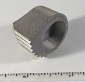 before-metal tumbler polishing process